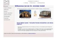 Bild Dr. Schröder GmbH Nchf.