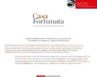 Bild Webseite Casa München