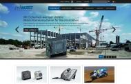 Bild Webseite PAT-Krüger Systems Essen
