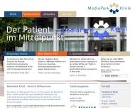 MediaPark Klinik - Der Patient im Mittelpunkt - K?ln