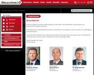 Bild Webseite Baywobau Baubetreuung München