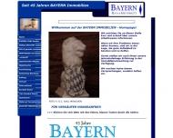 Bild Webseite Bayern Haus & Grundbesitz Kaul München