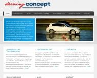 Bild Webseite Driving Concept Kissing