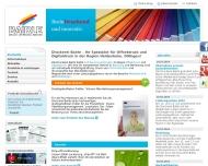 Druckerei Heidenheim, Full-Service-Leistungen im Offset-Druck, Digitaldruck - Druckerei f?r Disching...