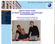 Agentur Kr?mer GmbH - M?nchen - Immobilien - Wohnungen Mietwohnungen H?user Wohnung Haus