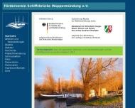 Bild Förderverein Schiffsbrücke Wuppermündung e.V.