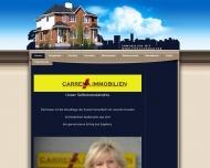 Bild Webseite Gudrun Carrena Immobilien München