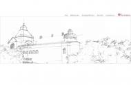 Bild Webseite HH Architekten München