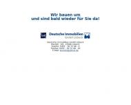 Bild Webseite Deutsche Immobilien Lübeck