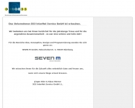 Bild Webseite D 33 InterNet Service Nürnberg