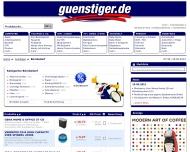 Website guenstiger.de