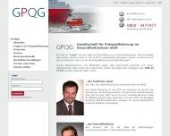 Bild GPQG Gesellschaft für Präqualifizierung im Gesundheitswesen mbH