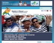 Bild Webseite Diversity Tourism UG München