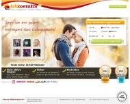 Bild Webseite Entrex Köln