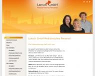 Bild Lansch GmbH Medizinisches Personal