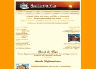 mit Mediterran Villa mediterran bauen