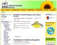 KREATIVHAUS Berlin Theaterp?dagogisches Zentrum und Mehrgenerationenhaus