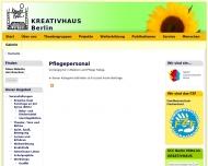 Website KREATIVHAUS