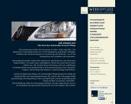 Bild Webseite ProD Systemdienstleistungen Berlin