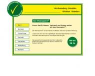 Bild Webseite Memopoint Marketing Köln