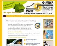 Bild Haustechnik Sven Gimber - Meisterbetrieb