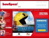Bild Webseite  Spangenberg