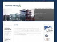 Bild Webseite SEAEXPRESS Logistics Hamburg