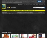 Bild Webseite SPAR-Markt Nils Corleis Hamburg