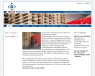 Bild W + H Paletten GmbH