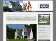 Bild Webseite SHG Saseler Hausvertrieb Hamburg