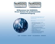 Bild Webseite NORDDIG - Norddeutsche Dienstleistungsgesellschaft Hamburg