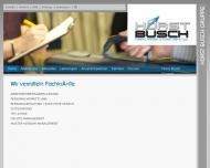 Horst Busch - Planung Home