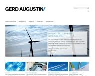 Bild Webseite Gerd Augustin Hamburg
