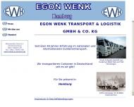 Bild Egon Wenk Transport & Logistik GmbH & Co. KG