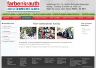 Bild farbenkrauth Baumarkt GmbH