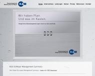 Bild Koch & Mayer Bauunternehmung GmbH & Co KG