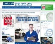 Vetys GmbH - Abt. Reifendienst West in K?ln-Braunsfeld - point S