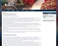 Website Equinoxe Internet Galerie