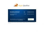 Bild Webseite Hypo Qualitas Gesellschaft für Unternehmensberatung Berlin
