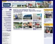 Bild bode Energie- und Sicherheitstechnik GmbH