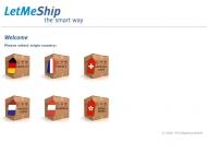 Bild Webseite ITA SHIPPING Hamburg