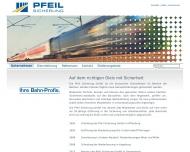 Bild Pfeil Sicherung GmbH