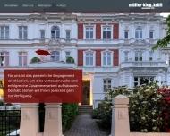 Bild Webseite Müller-Klug & Krüll Immobilien Hamburg