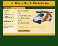 Bild N. Bruns GmbH Dachdecker