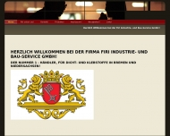 Bild Firi Industrie- und Bau-Service GmbH