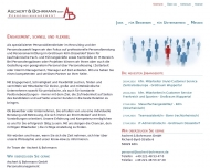 Website Aschert & Bohrmann