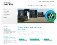 Bild Rohr-Clean-Unglaube GmbH