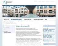 Website Bürgschaftsbank Rheinland-Pfalz