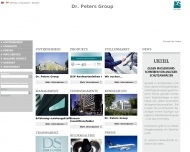Website DS-Rendite-Fonds Nr. 135 Flugzeugfonds X