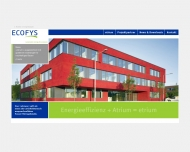 Bild Webseite Ecofys Germany Köln